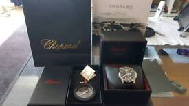 Mens Chopard Gran Turismo XL watch RRP: £7090 Limited edition