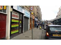 CAFE/TAKEAWAY TO LET GORGIE RD HIGH/SHOP ST £690/MTH