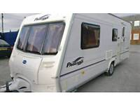 Bailey ranger champagne series5(2005)4berth