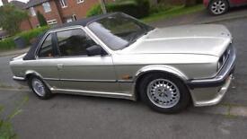 Bmw e30 m10 318i baur breaking complete car 1987