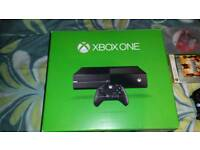 Xbox one kinect and 11 games