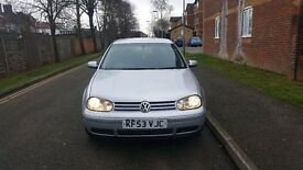VW GOLF 4 1.9TDI PD Line Run&Drive Excellent 1 Year Mot £825