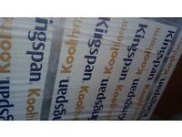 Insulation Kingspan Kooltherm 120mm