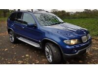 2006 BMW X5 LE MANS BLUE SPORT EDITION **STUNNING EXAMPLE - MUST BE SEEN**