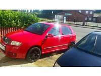 Swaps for bmw fabia vrs 1 very quick