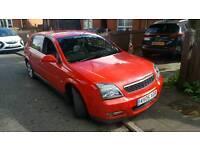 Vauxhall signum 1.9cdti great runner top spec