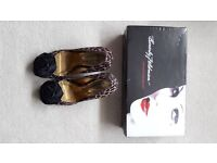 Beverly Feldman for Russell & Bromley Size 4 1/2