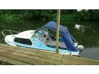 Mariner 15.5ft cabin cruiser