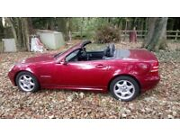 Lovely SLK for sale