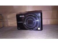 Panasonic lumix 16mp 12x optical zoom digital camera