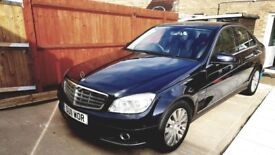Mercedes-Benz C class 2011 Diesel Manual