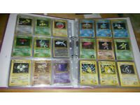 Rare out of print Pokemon cards - Japanese holos, see description and photos