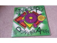 "Butthole Surfers Widowermaker 10"" EP Limited Edition Vinyl"