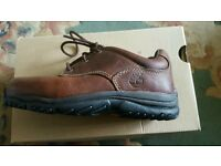 Brand new boys Timberland leather shoes. Size 13