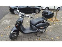 2002 Aprilia Habana Custom 125 [In Great Condition, Excellent City Commuter]