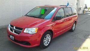 2013 Dodge Grand Caravan SE low kms, DVD, not rental