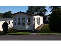 Abi Beverley static caravan (37x12ft) for sale in Forest of Pendle leisure park, Roughlee, Lancs