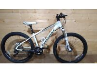 Cannondale Trail SL 2 Womens 2011 Mountain Bike RRP £675 - Fully serviced By Bike Repairs Direct