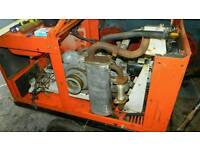 14 bhp diesel kubota engine. Starts first time
