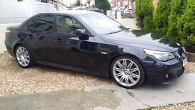 Bmw 535d m sport lci model with huge spec 12k factors extras may p/x???