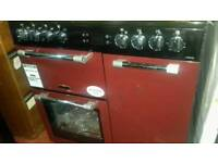 SALE! SALE ! BRAND NEW Red leisure range cooker for sale was £520 now £500