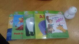 Leapfrog Tag Junior learning system +5 books