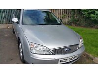 2004 mondeo lx sat nav low miles mint condition swap for bike