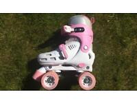 Girls quad skates size 12-2