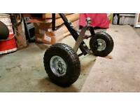 Trailer mover, boat, caravan, quad, jet ski, trolley