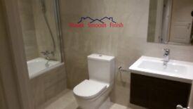 Bathroom of Your Dreams from £2800,Tiler,Plumber,Kitchen, Renovation& Plasterer