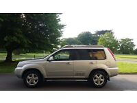 Nissan X-Trail 2.2 DCi T-Spec 4X4 5dr 2005/54 ONE OWNER SOLD DUE TO RETIREMENT £2995