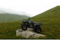 ATV Yamaha BearTracker 250cc