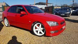 Lexus IS300 Petrol Rear Wheel Drive ....Looks Great