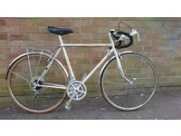 Vintage elswick hopper road bike