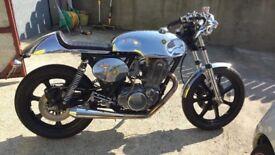 Yamaha SR500 1978 cafe racer