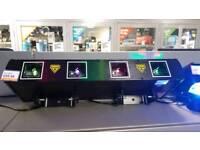 Laser led dj light