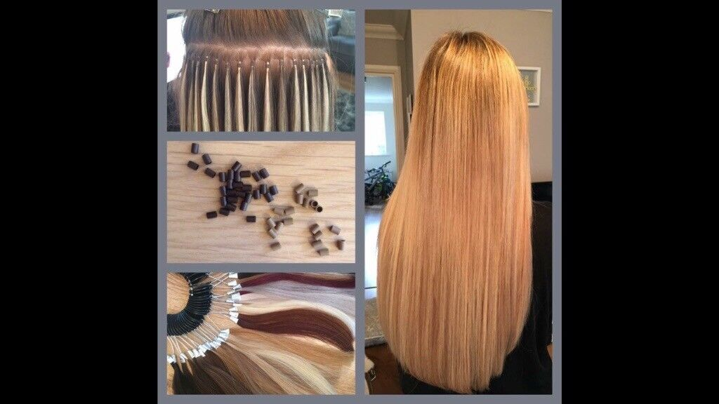 Mini Micro Hair Extensions All Colours In Guildford Surrey Gumtree