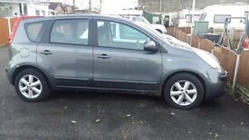 NISSAN NOTE 1.4 2006 (( FULL MOT )) GREAT CONDITION