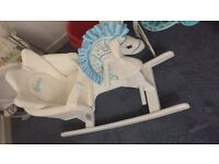 Baby Boys Rocking Horse