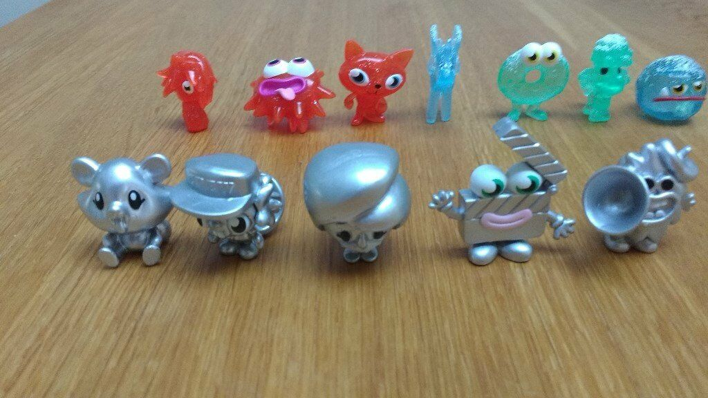 Moshi Monster Rox and Silver bundle