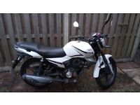 Keeway rk 125cc for sale.