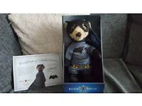 Batman meerkat and certificate