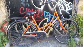 Genuine Dutch 51cm Single Speed Ladies Bike in Perfect Order