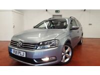 2011 Volkswagen Passat 2.0 TDI BlueMotion Tech SE 5dr, New Shape, FSH, superb skoda octavia insignia