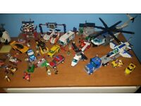Collection of 42 Lego Sets