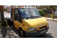 038304375389b6 For sale Ford Transit 350 LBW 90HP Recovery Van