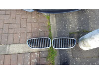 BMW F10 (5 Series) Original Grills