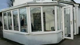 6x4 metre conservatory