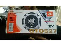 JBL CAR SPEAKERS new in box see description