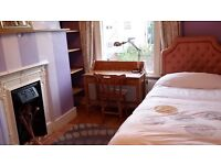 BRIGHT QUIET SINGLE ROOM IN 3BED SW12 HOUSESHARE| 5 NIGHTS NEG.